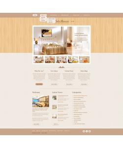Drupal šablona na téma Interiér a nábytek č. 38045