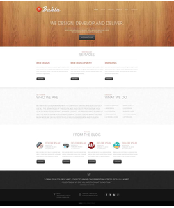 Drupal šablona na téma Web design č. 45394