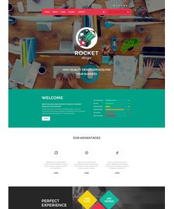 Drupal šablona na téma Web design č. 55557