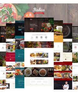 WordPress šablona na téma Café a restaurace č. 59008