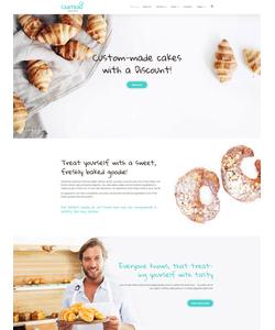 WordPress šablona na téma Café a restaurace č. 59016