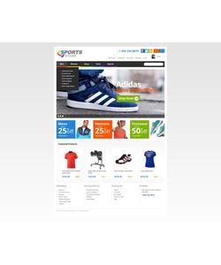 PrestaShop e-shop šablona na téma Sport č. 41142