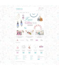 PrestaShop e-shop šablona na téma Šperky č. 42055