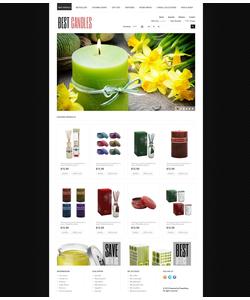 PrestaShop e-shop šablona na téma Dárky č. 42506