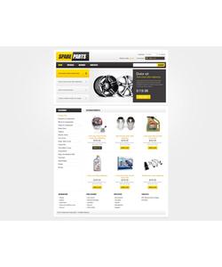 PrestaShop e-shop šablona na téma Auta č. 42844
