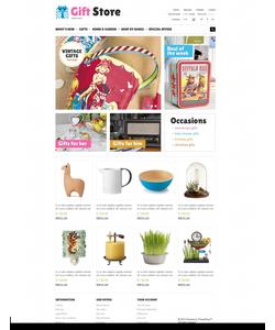 PrestaShop e-shop šablona na téma Dárky č. 43096