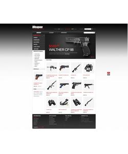 PrestaShop e-shop šablona na téma Vojenské č. 43272