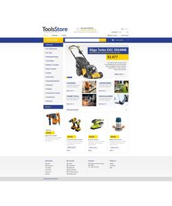 PrestaShop e-shop šablona na téma Nástroje a vybavení č. 43757