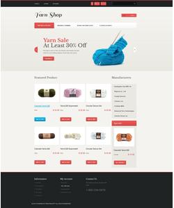 PrestaShop e-shop šablona na téma Hobby č. 44497