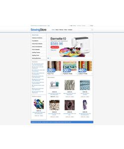 VirtueMart e-shop šablona na téma Hobby č. 44587