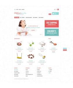 PrestaShop e-shop šablona na téma Šperky č. 44696