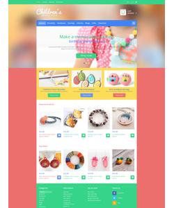 PrestaShop e-shop šablona na téma Šperky č. 45947