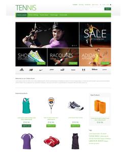 PrestaShop e-shop šablona na téma Sport č. 46011