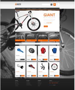 PrestaShop e-shop šablona na téma Sport č. 46529