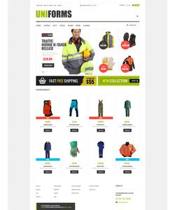 VirtueMart e-shop šablona na téma Bezpečnost č. 48631