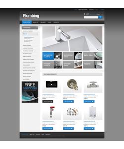 VirtueMart e-shop šablona na téma Údržbářské práce č. 49103