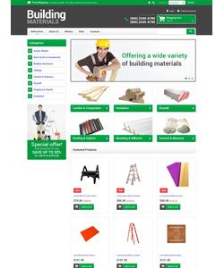 VirtueMart e-shop šablona na téma Údržbářské práce č. 49414