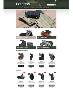 VirtueMart e-shop šablona na téma Vojenské č. 51189
