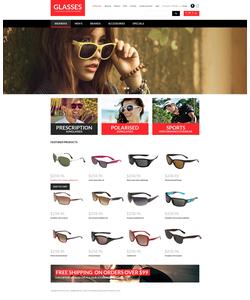 VirtueMart e-shop šablona na téma Móda č. 51331