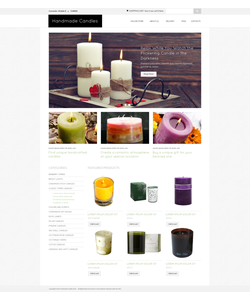 VirtueMart e-shop šablona na téma Hobby č. 51795