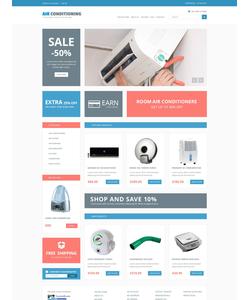VirtueMart e-shop šablona na téma Údržbářské práce č. 52278