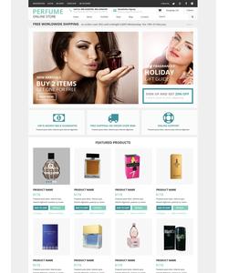 WooCommerce e-shop šablona na téma Krása č. 53496