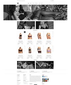 WooCommerce e-shop šablona na téma Svatby č. 53656