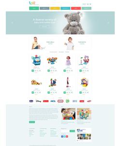 WooCommerce e-shop šablona na téma Nejpopulárnější č. 53658