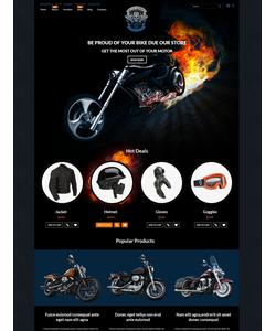 WooCommerce e-shop šablona na téma Auta č. 53811