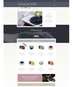 WooCommerce e-shop šablona na téma Café a restaurace č. 53891