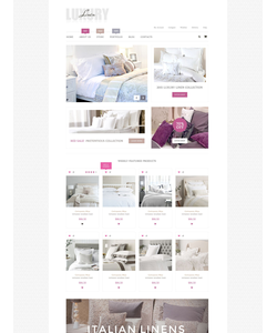 WooCommerce e-shop šablona na téma Svatby č. 53909