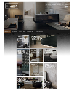 VirtueMart e-shop šablona na téma Interiér a nábytek č. 53948