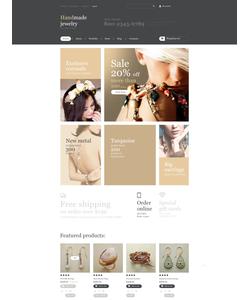 WooCommerce e-shop šablona na téma Svatby č. 53954