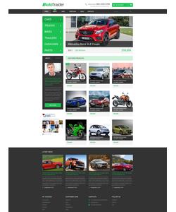 WooCommerce e-shop šablona na téma Auta č. 54047