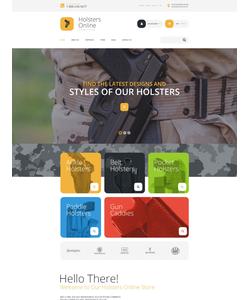 WooCommerce e-shop šablona na téma Cestování č. 54049