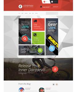 WooCommerce e-shop šablona na téma Cestování č. 54052