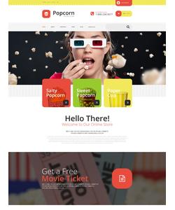 WooCommerce e-shop šablona na téma Café a restaurace č. 54866