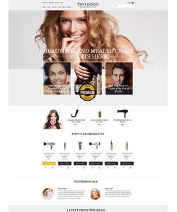WooCommerce e-shop šablona na téma Svatby č. 54871