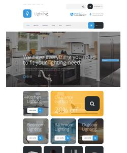 WooCommerce e-shop šablona na téma Průmysl č. 54975