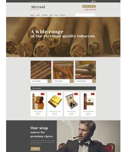 WooCommerce e-shop šablona na téma Nejpopulárnější č. 54976