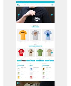 WooCommerce e-shop šablona na téma Svatby č. 55253
