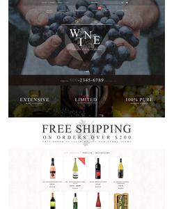 WooCommerce e-shop šablona na téma Café a restaurace č. 55427