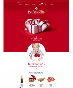WooCommerce e-shop šablona na téma Nejpopulárnější č. 55605