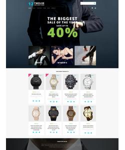 WooCommerce e-shop šablona na téma Móda č. 55718