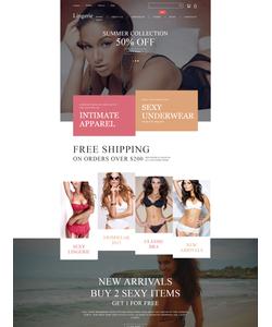 WooCommerce e-shop šablona na téma Svatby č. 55739