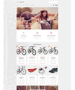 WooCommerce e-shop šablona na téma Cestování č. 55762