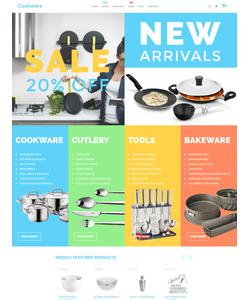 WooCommerce e-shop šablona na téma Umění a fotografie č. 55898