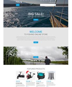 WooCommerce e-shop šablona na téma Cestování č. 56017