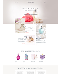 WooCommerce e-shop šablona na téma Svatby č. 57538