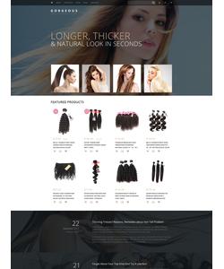 WooCommerce e-shop šablona na téma Svatby č. 57693